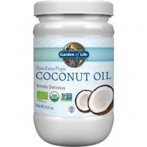 Garden Of Life Superfood Organic Coconut Oil 414ml