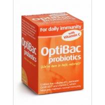 OptiBac Probiotics For Daily Immunity 30 Capsules