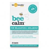 Unbeelievable Bee Calm 20 Capsules