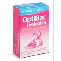 OptiBac Probiotics For Babies & Children (For Your Child's Health) 30 Sachets