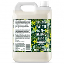 Faith in Nature Seaweed & Citrus Shampoo 5000ml