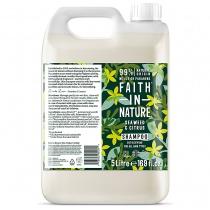 Faith in Nature Seaweed & Citrus Shampoo 5000ml