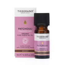 Tisserand Patchouli Organic Essential Oil 9ml