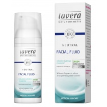 Lavera Neutral Facial Fluid 50ml
