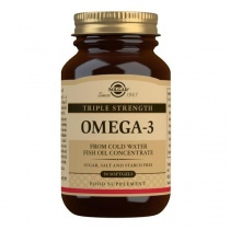 Solgar Triple Strength Omega 3 Softgels 50 Softgels