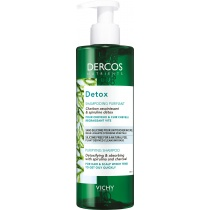 Vichy Dercos Nutrients Detox Purifying Shampoo 250ml