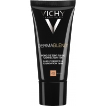 Vichy Dermablend Corrective Fluid Foundation 45 Gold 30ml