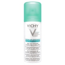 Vichy 48hr Anti-Perspirant Spray - No White Marks and Yellow Stains 125ml