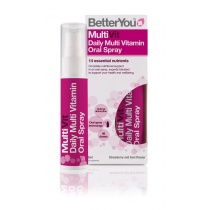 BetterYou MultiVit Multi Vitamin Oral Spray 25ml