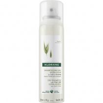 Klorane Gentle Dry Shampoo with Oat Milk Powder Spray 150ml (All hair types)