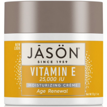 Jason Vitamin E Cream 25,000 IU Age Renewal 113g
