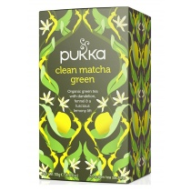 Pukka Clean Matcha Green Tea x 20 bags