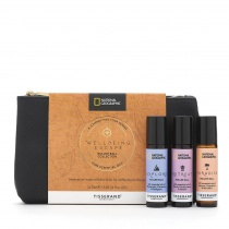 Tisserand National Geographic Wellbeing Escape RollerBall Collection