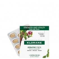 Klorane Keratin Caps Strength & Vitality 30 Capsules