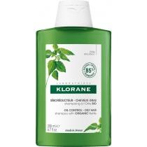 Klorane Shampoo with Organic Nettle - Oil Control Oily Hair 200ml