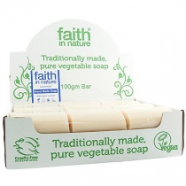 Faith in Nature Lavender Soap 18 x 100g