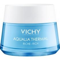 Vichy Aqualia Thermal Rehydrating Rich Cream - Dry to Very Dry Skin 50ml