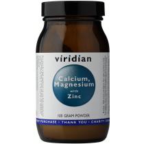 Viridian Calcium Magnesium Zinc Powder 100g