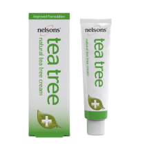 Nelsons Tea Tree Cream 30g