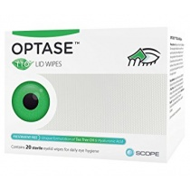 Scope Opthalmic Tea Tree Oil Wipes