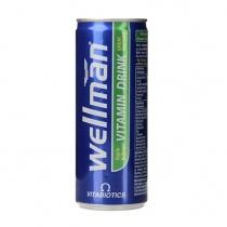 Vitabiotics Wellman Vitamin Drink 250ml