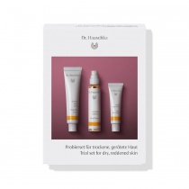 Dr.Hauschka Trial Set For Dry Reddened Skin