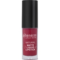 Benecos Natural Matte Liquid Lipstick Bloody Berry  5ml