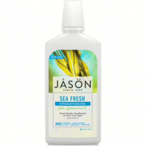 Jason Sea Fresh Strengthening Sea Spearmint Mouthwash 473ml