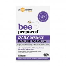 Unbeelievable Bee Prepared Daily Defence 30 Capsules