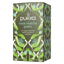Pukka Mint Matcha Green Tea x 20 bags
