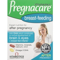 Vitabiotics Pregnacare Breastfeeding 56 Tablets + 28 Capsules