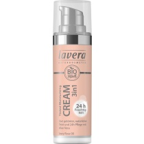 Lavera Trend Tinted Moisturising Cream 3 in 1 - Ivory Rose 00 - 30ml