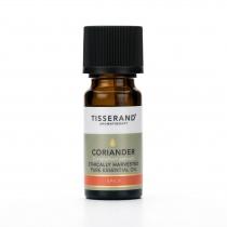 Tisserand CORIANDER Ethically Harvested Essential Oil (9ml)