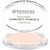 Benecos Compact Powder Fair 9g