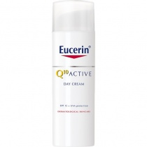 Eucerin Q10 Active Day Cream SPF15 (Normal to Combination Skin) 50ml
