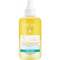 Vichy Ideal Soleil Solar Protective Water Hydrating SPF50, 200ml