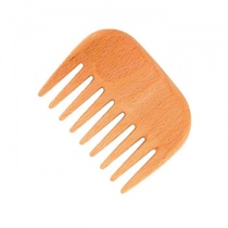 Forsters Afro Hair Comb,  Beech Wood, Wide Tooth Comb