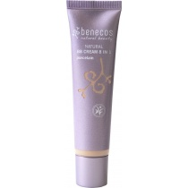 Benecos Natural BB-Cream 8-in-1 Care for sensitive skin Porcelain 30ml