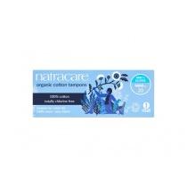 Natracare Super Non-Applicator Organic Cotton Tampons 20's