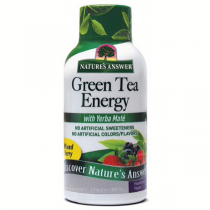 Nature's Answer Natural Green Tea Energy 60ml