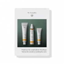 Dr.Hauschka Trial Set For Sensitive Combination Skin