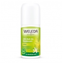 Weleda Citrus Deodorant Roll-on 24H 50ml
