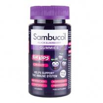 Sambucol Kids Black Elderberry 30 Gummies