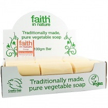 Faith in Nature Orange Soap 18 x 100g