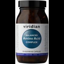 Viridian Balanced Amino Acid Complex Veg Caps 90caps
