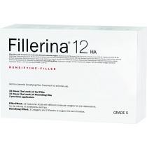 Fillerina 12HA Densifying-Filler Intensive Filler Treatment - 2 x 30ml - Grade 5