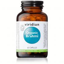 Viridian Organic Brahmi Veg Caps 60caps