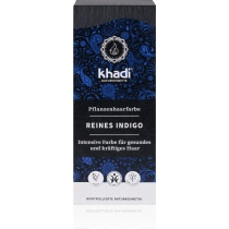 Khadi Herbal Hair Colour Pure Indigo Blue-Black 100g
