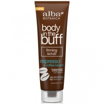 Alba Botanica Body In Buff Expresso & Coffee Beans Body Scrub 256g