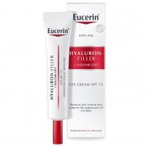 Eucerin Hyaluron-Filler + Volume-Lift Eye Cream SPF15, 15ml